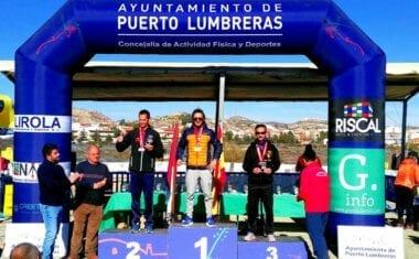 David González se proclama Campeón Regional de Cross en máster-40