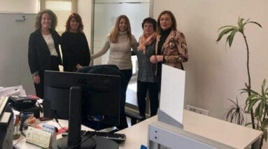 Empleadas oficina SEF Jumilla y dtra gral
