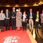 Un abarrotado Teatro Vico acogió la entrega de los Premios Hypnos 2018