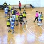Contundente victoria del equipo cadete 'A' de la Escuela de Balonmano