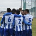 Gran victoria del FC Jumilla ante su afición