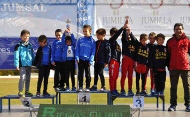 Dos Campeonatos Regionales, un subcampeonato y ocho podios individuales para el Athletic Club Vinos DOP Jumilla