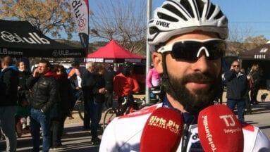 Marcos García vencedor de la prueba