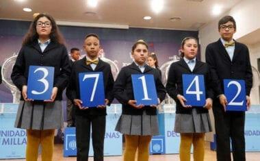 La Cofradía del Nazareno repartió 110.000 euros en el Sorteo del Niño