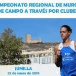 La quinta jornada de la Liga Regional de Cross se disputará en Jumilla