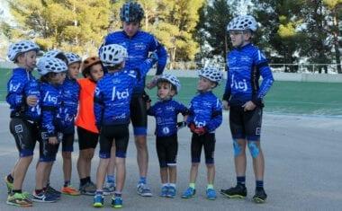 Segunda temporada para la Escuela de Ciclismo Jumilla