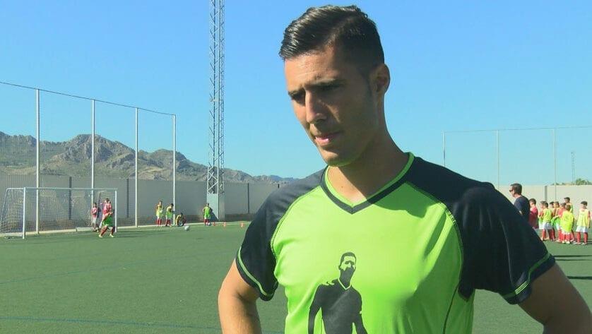 Sergi Guardiola, blanquivioleta hasta 2023