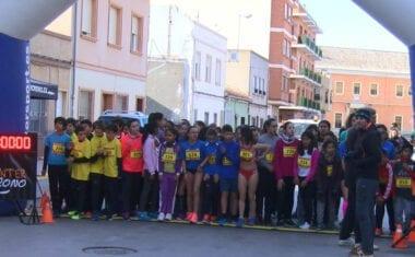 Las Fiestas de San Antón acogen la segunda cita del Cross en Edad Escolar