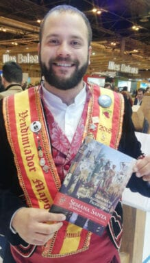 Vendimiador Mayor Fiestas Vendimia Jumilla