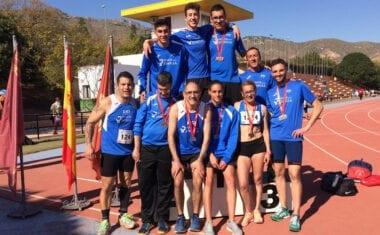 El Athletic Club Vinos DOP Jumilla consigue 21 medallas en los últimos Campeonatos Regionales