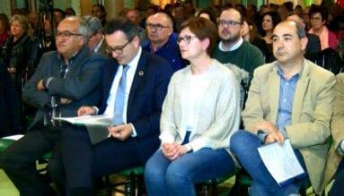 Alcaldesa Jumilla delegado gobierno presidente Coag Murcia