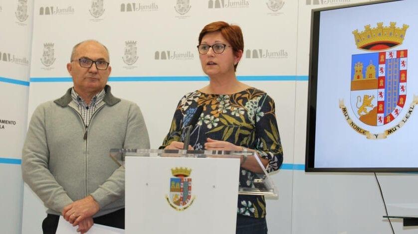La alcaldesa solicita de nuevo al consejero de Agricultura que se agilicen los arreglos de caminos