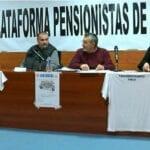 La Plataforma de Pensionistas de la Región de Murcia intenta crear una delegación en Jumilla