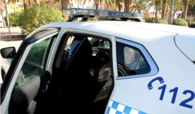 Coche Policia Local Jumilla