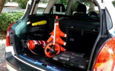 La Policía Local detiene a un hombre en Jumilla que portaba 300 gramos de hachís