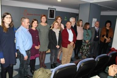 Concejala Sanidad y alcaldesa protocolo sanitario altiplano