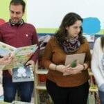 FAMPA acerca la lectura a los alumnos dotando las bibliotecas de las últimas novedades literarias