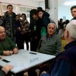 Alumnos de 4º de la ESO del Infanta Elena visitaron el Centro Social de Personas Mayores