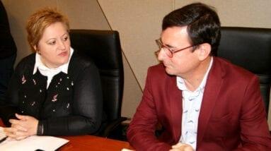 Diputados PSOE Yolanda Jumilla