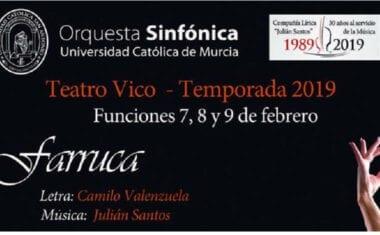 Este fin de semana llega 'Farruca' al Teatro Vico
