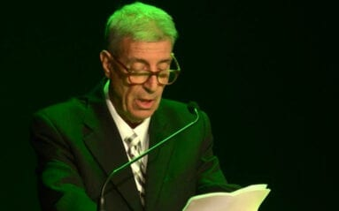 Fernando Carcelen presidente Cristo Sentencia Jumilla