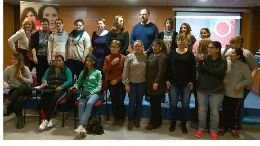 Veinticinco jumillanas participan en la 3ª edición de 'Gira Mujeres' de la Fundación Coca Cola