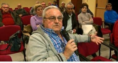 Intervencion publico Asamblea Pensionistas Jumilla