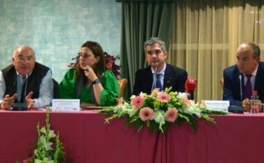 Más de trescientas personas asistieron a la Jornada de Agricultura y Ganadería en las zonas desfavorecidas en la Región de Murcia