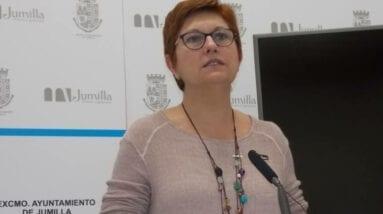 Juana Guardiola alcaldesa Jumilla