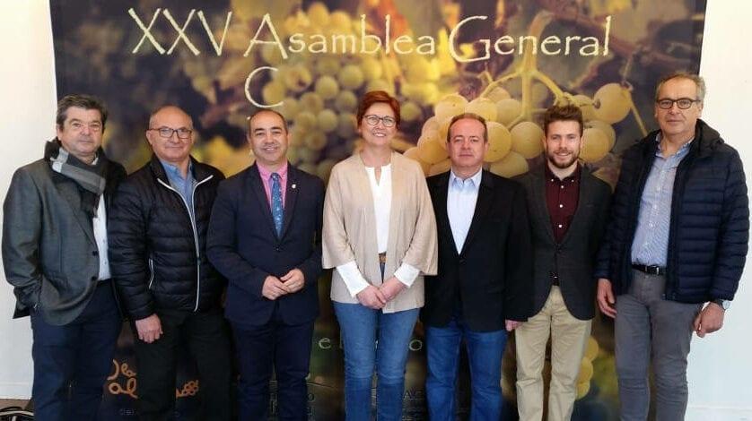 Jumilla asistió a Asamblea de ACEVIN 2019