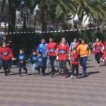 El CEIP Mariano Suárez celebra su I Carrera Solidaria en favor de la investigación para luchar contra la Leucemia Infantil