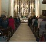 La Asociación Española Contra el Cáncer de Jumilla conmemora el Día Mundial Contra el Cáncer con una Misa en Santiago