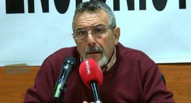 Mora portavoz Coordinadora Pensionistas en Jumilla