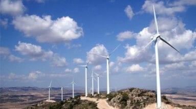 Parque eolico Sierra Buey Jumilla