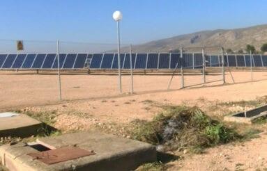 Placas solares Jumilla Miraflores