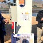 Casi mil comuneros de Jumilla mejoran su riego y ahorran 75.000 euros cada año con la instalación de placas fotovoltaicas
