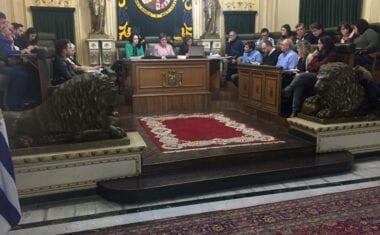 El Presupuesto Municipal 2019 aprobado gracias al voto de calidad de la alcaldesa