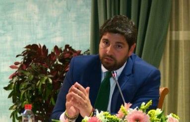 Presidente Lopez Miras Jornada Coag Jumilla