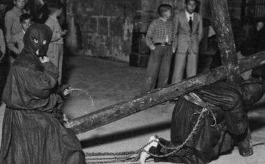 El Santísimo Cristo de la Vida conmemorará el 50 aniversario de la Procesión Penitencial del Martes Santo