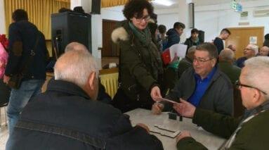 Regalos Convivencia alumnos Infanta Elena Jumilla Centro Mayores