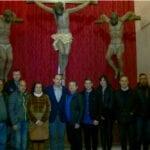 Spiteri ha restaurado las imágenes de los 'ladrones' que acompañan al Crucificado del Santo Costado
