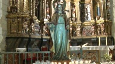 Santa Agueda Jumilla