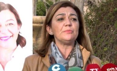 Seve Gonzalez candidata Alcaldia Jumilla