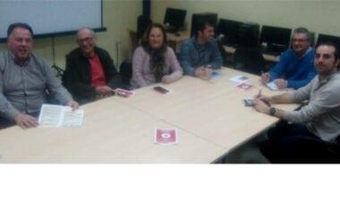 Ciudadanos Jumilla mantiene reuniones con STIPA y Cruz Roja