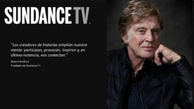 Robert Redford fundador de Sundance TV