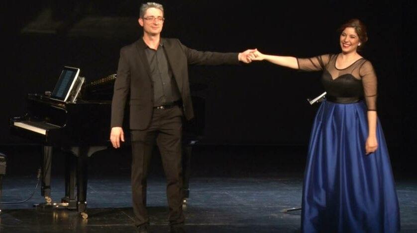 Magnífica representación de Música Romántica gracias a Lucía Tavira y Pedro Valero
