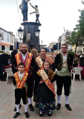 Vendimiadores Fiestas Jumilla