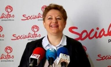 Yolanda Fernandez diputada Jumilla