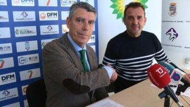 Convenio entre el Fútbol Club Jumilla y BP OIL España