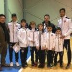 Cuatro medallas para el Club Taekwondo Jumilla